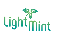 Light Mint Logo